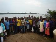 39 newly baptized students!