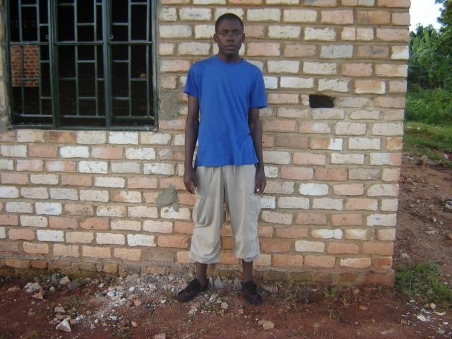 Herbert Kabuye, 17 yrs