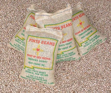5 pound bag of pinto beans- $6.50
