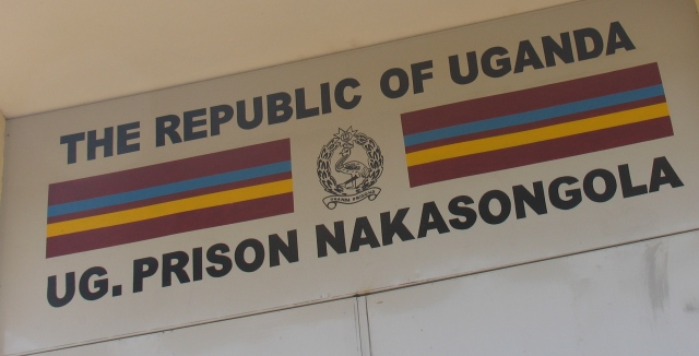 Christmas day, John and others ministered in Prison Nakasongola