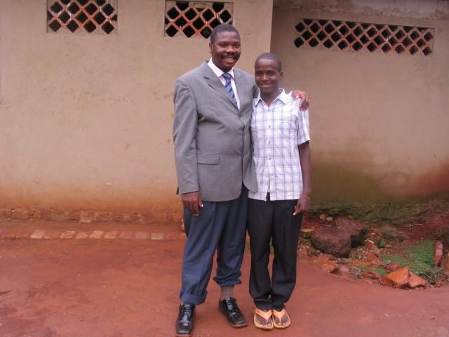 John and Grace Nsubuga